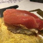 第三春美鮨 - シビマグロ 168.4kg 腹中 中トロ 熟成6日目 曳き網漁 千葉県勝浦