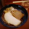 熱海そば - 料理写真:黒はんぺんそば~☆