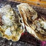 海の公園かき小屋 - 三陸産かき