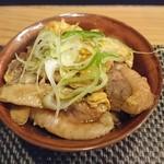 四季彩家 ろく - 豚丼