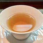 シェ オリビエ - Aコース 2,800円:食後の紅茶
