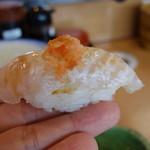 丸寿司 - 料理写真:活桜鯛