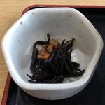 なぶら - 小鉢