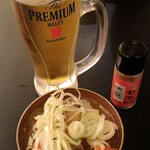大衆昭和居酒屋 川崎の夕焼け一番星 - 煮込み食べ放題450円