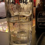 大衆昭和居酒屋 川崎の夕焼け一番星 - なかはこの水位