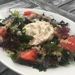 湯葉と海藻のパワーサラダ