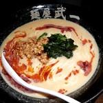 84049812 - 濃厚鶏白湯担々麺:850円