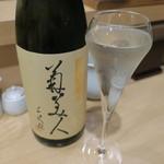 焼き鳥 貴 - 日本酒2