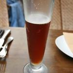 福生のビール小屋 - 2008/9 多摩の恵 アメリカンダークラガー
