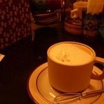 リルビッツカフェ - ミルクティー
