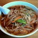 中国家庭料理 誠苑 - サンマ麺