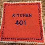 KITCHEN 401 -