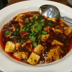 ふたまる - 麻婆豆腐