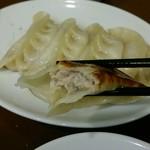 ふたまる - 上海スープ焼餃子