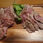 熟成肉&チーズの店 iQue' rico! ~ケリコ~  - 熟成肉モモ、ミスジ