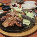 三代目 鳥メロ - 数々のコース料理