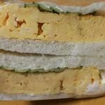 ル・クロワッサン - 和風厚焼き玉子サンド