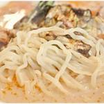 ばかたれ - 軽く食べられる多加水麺です。