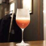 バー ベッソ - ■イチゴのカクテル