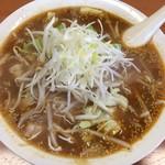 おっきん - 料理写真:味噌麺