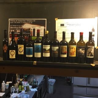 「シンクアノン」最多数100点満点カルトワイン中のNo.1