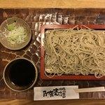 志奈乃 - 料理写真:せいろ ¥600