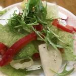 サルーテ - 料理写真:ランチサラダ
