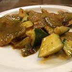 相羽 - 胡瓜と搾菜漬け