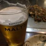 きじ - ビールが進みます