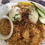 インドレストラン アラジン - チキンビリヤニ
