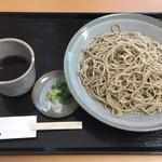 手打ち蕎麦処 神戸洗心庵 - もり蕎麦¥700+大¥200