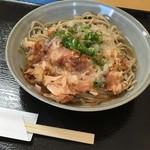 手打ち蕎麦処 神戸洗心庵 - おろしそば(越前風ぶっかけ)¥800+大¥200