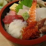 寿司海鮮 たはら - ちらし寿司