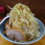 ラーメン慶次郎 - 料理写真:「らーめん」200g ヤサイ 増し増し