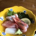 おけしょう鮮魚の海中苑 - お刺身
