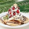 ハワイアン パンケーキ ファクトリー - 料理写真:ストロベリー&バナナ