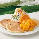 Hawaiian Pancake Factory - マンゴー&オレンジ