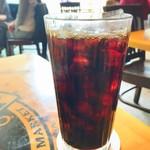 ババ・ガンプ・シュリンプ 東京 - アイスコーヒー