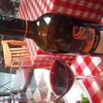 そよ風 - プロモーションの赤ワイン