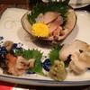 スエヒロ - 料理写真:貝3点盛り