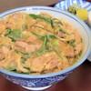 鳥茂 - 料理写真:親子丼(白濁鶏スープ付き)※ランチのみ