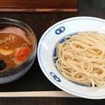 まつおぶし - 料理写真:まつおぶし @中板橋 つけめん(並)税込750円