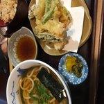 ひさ家 - 天ぷら定食