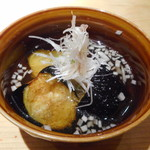 ヨシモリ - 茄子の揚げ浸し
