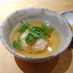 ヨシモリ - つくねスープ仕立て