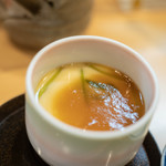 おすしやさん - 茶碗蒸(ちやわんむし)