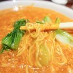 美華園 - 麺
