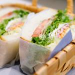 アインソフ ソア - サンドイッチ