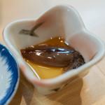 おすしやさん - 螢魷魚(ほたるいか)沖漬(おきづけ)