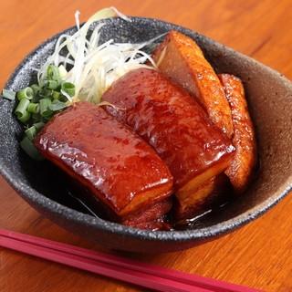 ◆温かみ感じる沖縄の味